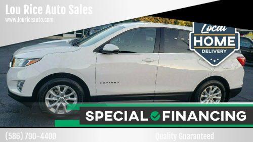 Special Financing -2018 Chevrolet Equinox